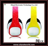 Newly and Stylish MP3 Headset with TF Card Slot