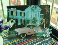 Metal painting decorative painting american vintage elvis presley elvis