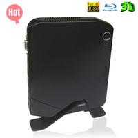 Mini PC HTPC Support HD 1080P 2D 3D Blu-ray Player Ultra-small size HI17