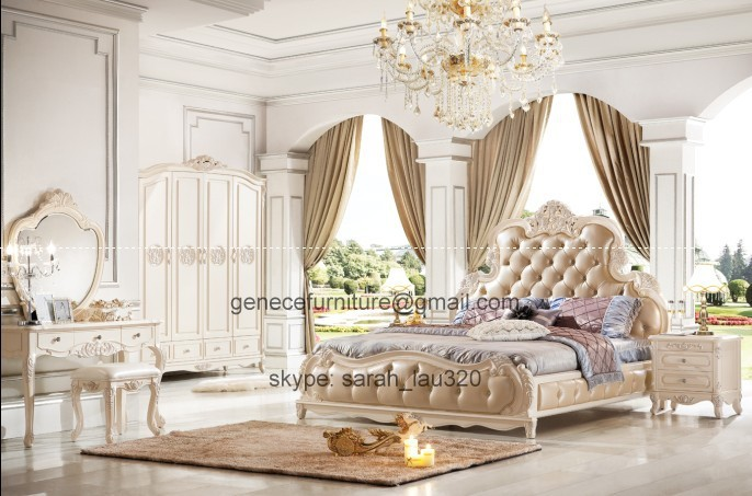Luxurious Bedroom Sets - Home Design Ideas