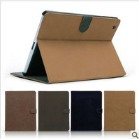 Official Leather Case For iPad 2 3 4 Smart Cover Thin Minimal Design high quality leather cover stand pouch free shipping