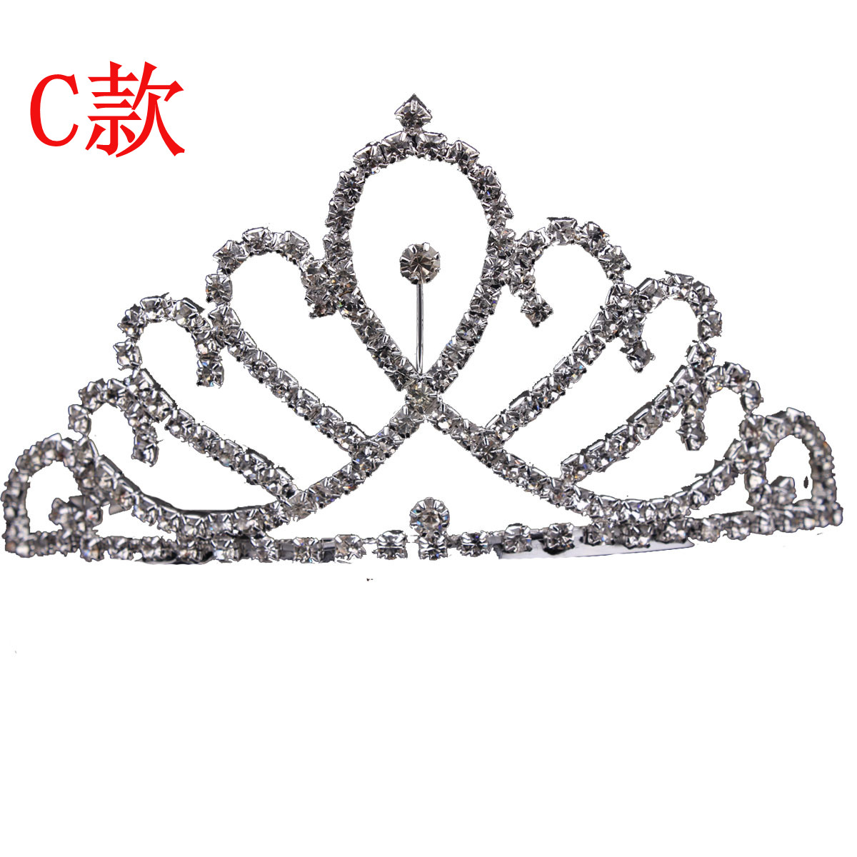 The bride accessories hair accessory hair accessory insert comb hair accessory rhinestone(China (Mainland))