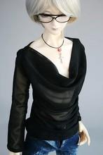 [wamami] 06# Black Fishnet T-shirt/Outfit 1/3 SD DOD AOD LUTS DZ BJD Dollfie(China (Mainland))