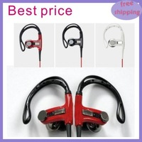 Cheap price 50pcs/lot The sports player headphones for Pb headphones in-ear headphone in poly bags