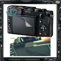 MAS Pro LCD 2.8 inch Screen glass protector cover guard film for Fuji Fujifilm FinePix X10 X-10 X100 X100s X20 X-E1 PBL06