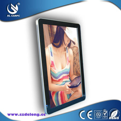 Professional Custom 26 Inches Outdoor Network Digital Signage Andriod Touch Screen Outdoor LCD Advertising Digital Signage(China (Mainland))