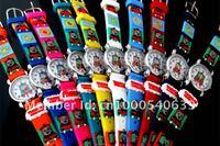 Free Shipping 20 pcs/lot Thomas the Train Action Figure Children Girls Kids Boys Quartz Cartoon Watches,sun-11