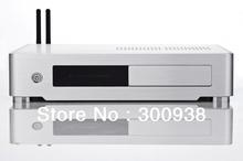 New Arrival Super Power Mini Desktop PC With Intel Atom Dual-Core D2550 1.86Ghz 2G RAM 160G HDD WIN7 WIFI HDMI Home Theater PC(Hong Kong)