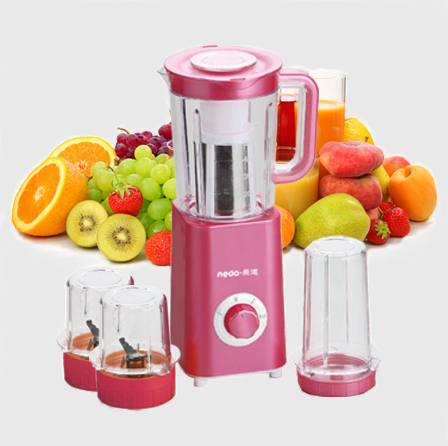 Colorful cooking machine multifunctional mixer baby food supplement baby soy milk meat(China (Mainland))