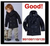 Prom Boys Jacket 100% High quality Woolen Jacket Kids clothes Coat 4pcs/lot