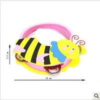 Free Shipping Colorful Baby Wooden Rattle Musical Toys Cute Cartoon Mini Wooden Toys Noise Maker Gift For Children