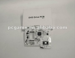 for Unlocked Replacement slim dvd drive pcb board DG-16D4S 9504 dvd drive mother board for xbox360 OEM CHINA(China (Mainland))