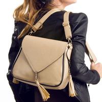 Bags trend 2012 women's handbag all-match tassel one shoulder fashion messenger bag handbag women's small bags