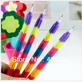 Free shipping The novelty building blocks Pen deformation pencil hot sale(China (Mainland))