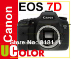 Canon EOS 7D DSLR Digital Camera Body(Hong Kong)