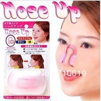 Quality Guaranteed Japan 2nd generation Nose Up/Nose UP Lifting Shaping Clip Clipper 500PCS/LOT  114
