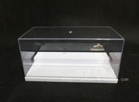 Acrylic abs Medium 20 9 10cm disassembly model hand-done display box white
