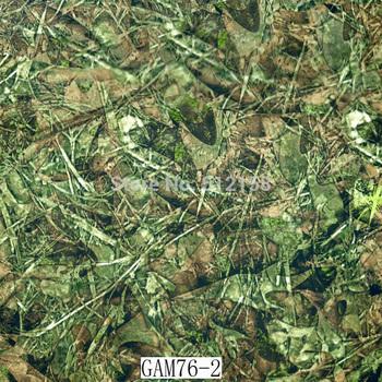 Water Transfer Printing Hydro Graphics Film Camouflage Pattern water transfer printing films WIDTH 1M GAM76-2