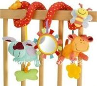 Free shipping 10 Pcs/lots  Baby bed hang hang//educational baby toys/ELC bed to hang  YR-001