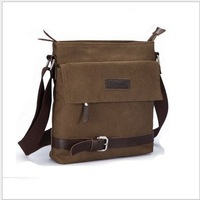 HOT SELLING MEN CANVAS MESSENGER BAG+ SHOULDER + LEISURE BAGS+FREE SHIPPING