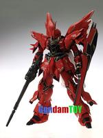 FREE SHIPPING Self assambled Kit, GUNDAM  gundoom model TT GG SINANJU MG 1:100 Robots