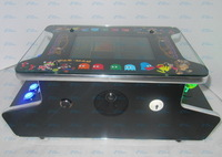 10.4 inch LCD Mini Cocktail Arcade Machine With Classical Game 276 In 1PCB/With Illuminated joystick and Illuminated button