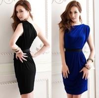 5363 oblique givlie one-piece dress