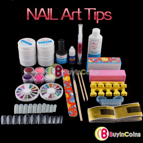 Acrylic Nail Designs Kit : Acrylic nails kit images