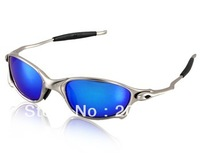 free shipping+NEW Sports Polarized Sunglasses(Blue)