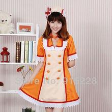 popular orange costume