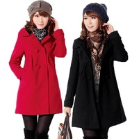 maternity clothing autumn and winter maternity wool coat maternity outerwear coat