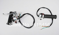 Function Switch Rolling Handle And Brake Handle Set For Monkey Bike+Free Shipping