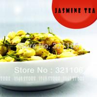 Jasmine Tea  Organic Green Dried Natural Fragrance Jasmine Flower Tea  50g