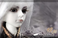 AOD 1/3 BJD Dollfie Boy Set* FREE FACE UP/COUPON/EYES/~KIM ( Chi ling )