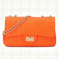 2013 women's handbag dimond plaid chain bag work bag small bags