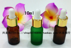 10ml essential oil bottle sub-bottling dropper bottle glass bottles(China (Mainland))