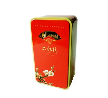 Wuyi colitas type oolong tea dahongpao tea 100 exquisite gift box 48