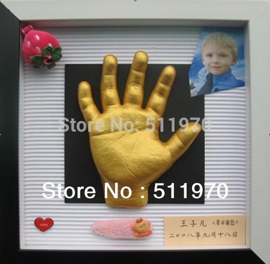 Online kopen wholesale baby handafdruk uit china baby handafdruk groothandel - Baby voet verkoop ...