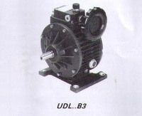 STEPLESS SPEED VARIATOR UDL0.55  B5