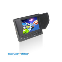 LILLIPUT 663/O 7 inch Metal Shell 1280*800 Field Monitor, with HDMI output, Field Monitor for DSLR & Full HD Camcorder