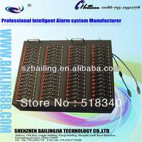 64 ports Wavecom Q2406 GSM/GPRS Modem pool