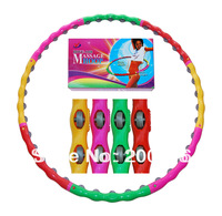 New Arrival Pulley Hula Hoop lose weight classic massage 2013 Sport Free Shipping