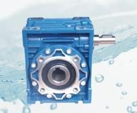 wholesale the NRV110aluminum alloy worm reducer  i=15-100