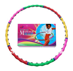 New Arrival Multifunction pulley Hula Hoop lose weight classic massage 2013 Sport Free Shipping(China (Mainland))