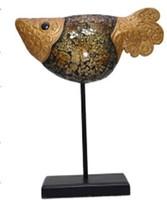 Glass fish ornaments-BD0103