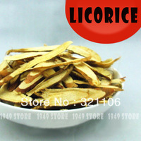 Licorice Tea Premium Dried Licorice Slice 100% Natural Organic Medicinal  50g