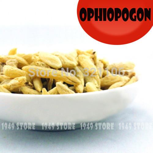 Ophiopogon Tea Premium Organic Natural Loose White Tea 50g Free Shipping