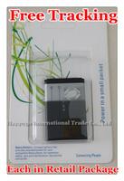 Free Tracking New Original BL-5C Mobile Phone Battery for Nokia N70 N71 N72 N91 6085 6086 1112 2300 3660 6085 6230