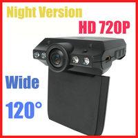 Winait dvr190 car driving recorder black box car camera night vision wide angle 720p