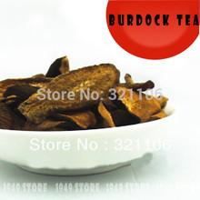 Raiz de bardana chá chinês perfeito orgânica solto medicina Herbal Tea 100 g(China (Mainland))